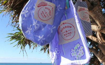 Boomerang Bags – The Plastic Free Movement