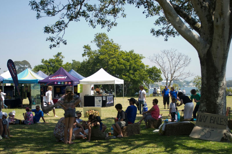 Noosa Biosphere Day 2017 a celebration of 10 years